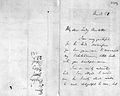 Letter from Humphry Davy Wellcome L0001045.jpg