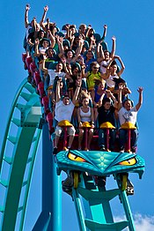 Leviathan (roller coaster) - Wikipedia