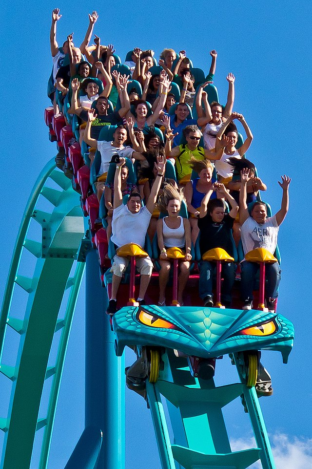 Leviathan Roller Coaster Wikiwand