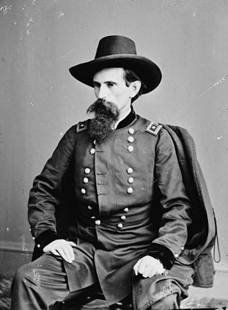Ben-Hur: A Tale of the Christ - Lew Wallace, Union general, circa 1862–1865