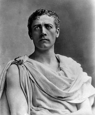 Lewis Waller - Waller as Brutus in Julius Caesar, 1898