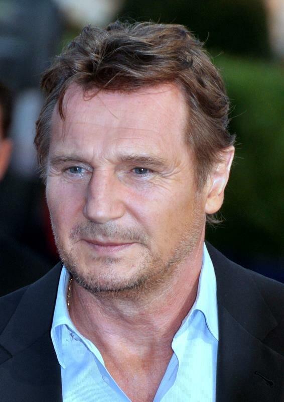 Liam Neeson Deauville 2012 2