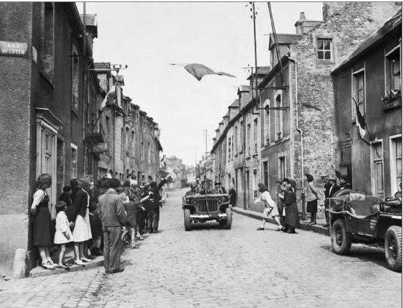 Liberation of Carentan