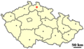 Liberec (Czech town) - location.png