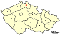 Liberec (Czech town) - location.png