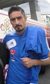 Nikos Liberopoulos Greek footballer