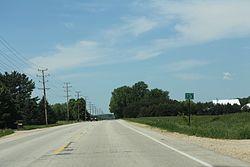 Hình nền trời của Liberty, Wisconsin
