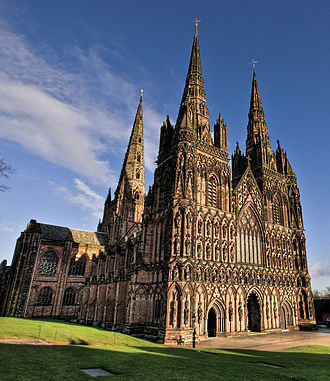 Roger Northburgh - Lichfield Cathedral