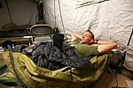 Life on Patrol Base Boldak, The routine of Weapons Co., 1st Bn., 25th Marines 110930-M-PH073-271.jpg