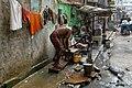 Life on the streets of downtown Kolkata, India.jpg
