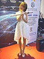 Lily Cao with the western concert flute 20190713 02.jpg