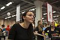Lise Myhre, Bokmässan 2013 2.jpg