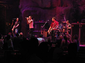 Lit (band) - Lit performing at Mohegan Sun in Connecticut in 2005.