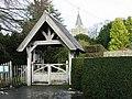 Littlebourne Church Lych Gate - geograph.org.uk - 333776.jpg