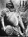 Ljubljana, Narodni muzej; nagrobnik J. Khisla iz prve polovice 17. stol.jpg