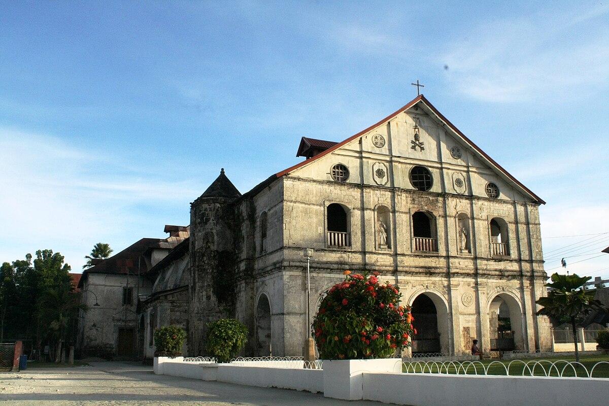 Loboc Church - Wikipedia