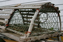 lobster pot - Wiktionary
