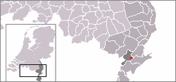 Location of Linne