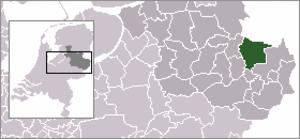 Albergen - Image: Locatie Tubbergen