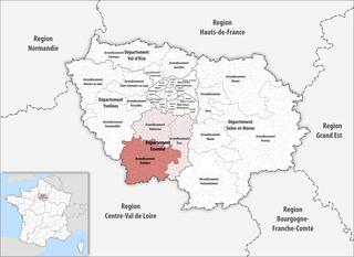 Arrondissement of Étampes Arrondissement in Île-de-France, France