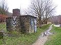 Lock hut, Linthwaite - geograph.org.uk - 628862.jpg