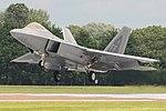 Lockheed Martin F-22A Raptor '09-191 - FF' (35516988566).jpg