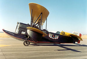 Loening OL - OA-1A San Francisco (26-431) of the U.S. Army Pan American Flight
