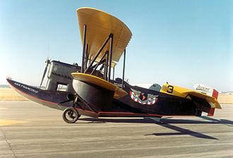 Loening OL - OA-1A San Francisco (26-431) of the U.S. Army Pan American Flight