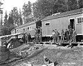 Loggers at camp 7, Coats-Fordney Lumber Company, near Aberdeen, ca 1920 (KINSEY 1888).jpeg