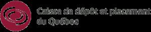 Caisse de dépôt et placement du Québec - Image: Logo CAISSE RGB