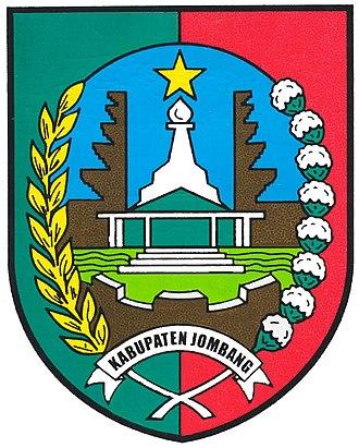 Jombang Regency - Image: Logo Jombang
