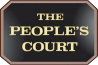 The People's Court - Image: Logo of The People's Court