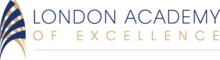 Logo of the London Academy of Excellence.png