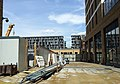 London-Woolwich, Royal Arsenal, Cannon Square - Crossrail Station 10.jpg