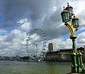 London - London Eye from Westminster Bridge - panoramio (1).jpg