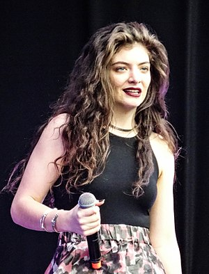 Grammy Award for Best Pop Solo Performance - 2014 winner Lorde