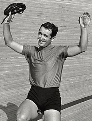 Lorenzo Bosisio - Lorenzo Bosisio at the 1968 Olympics