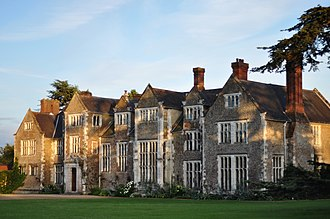 Loseley Park - Image: Loseley House, 2012