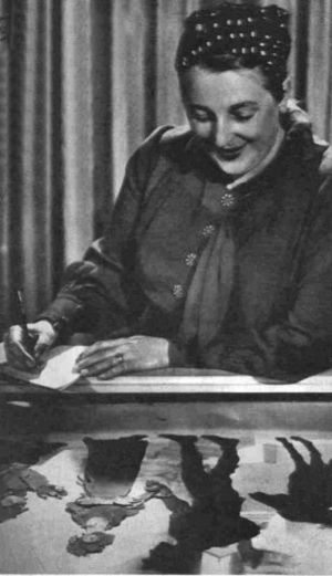 Lotte Reiniger - Reiniger in 1939