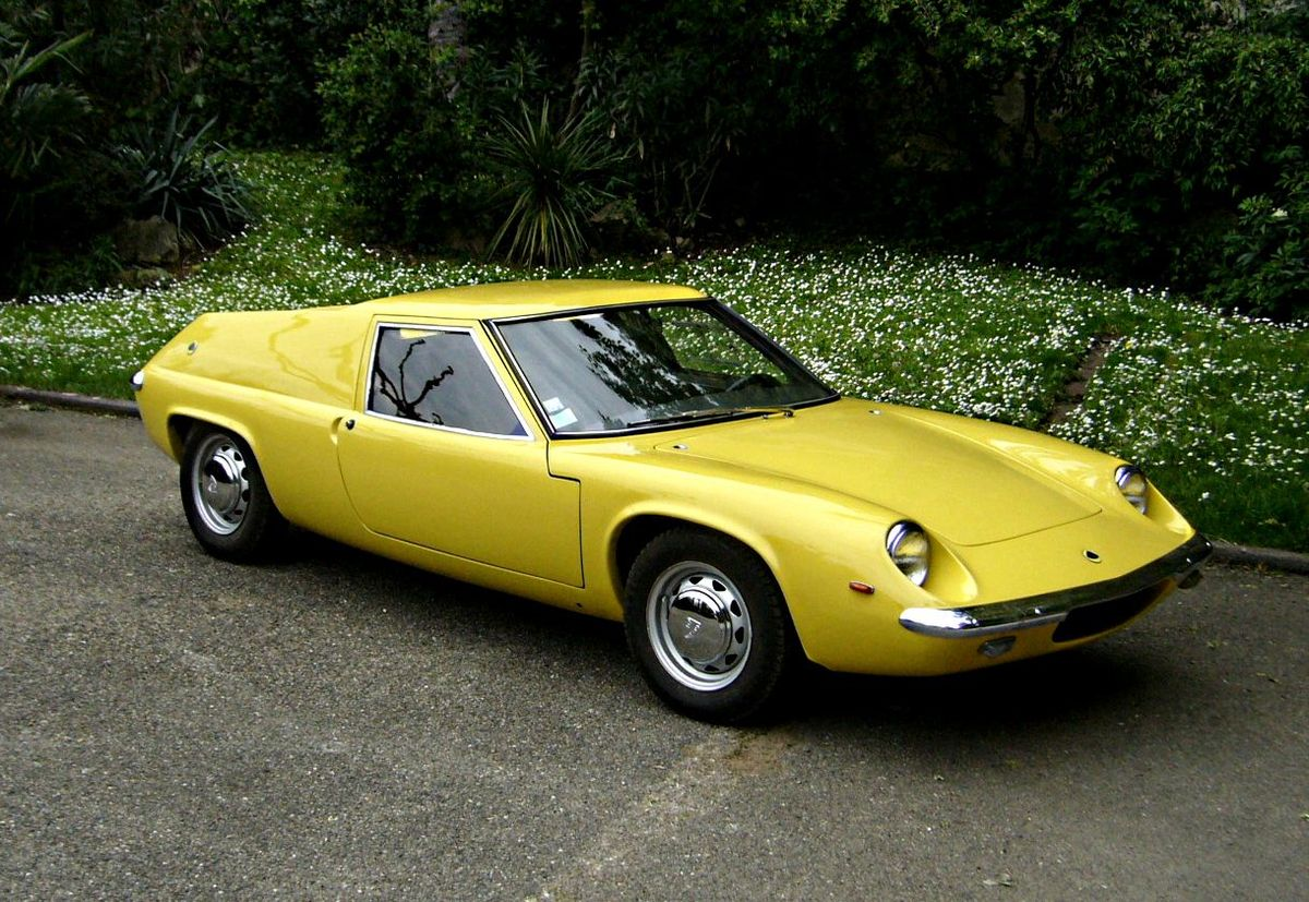Lotus Europa Wikipedia Go Back Gt Gallery For Chevy 350 Starter Wiring Diagram