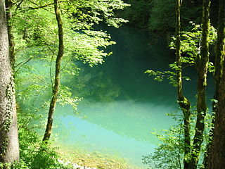 Loue (Isle) river in France, tributary of the Isle