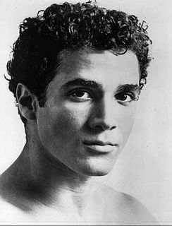 Louis Falco American dancer and choreographer