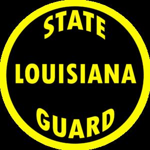 Louisiana State Guard - The Louisiana State Guard insignia.