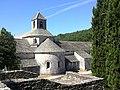 Luberon Senanque Abbaye Eglise Chevet 11072013 - panoramio.jpg