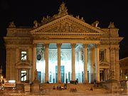 Brussels Bourse/Beurs