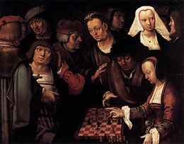 Frédéric Devreese (cinéma) 260px-Lucas_van_Leyden_-_The_Game_of_Chess_-_WGA12919