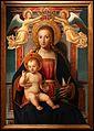 Ludovico brea, madonna col bambino e angeli, 01.jpg