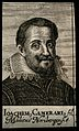 Ludwig Joachim Camerarius. Line engraving, 1688. Wellcome V0000974.jpg