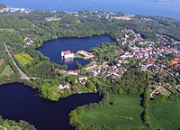 Luftbild Glücksburg (Ostsee) Flensburger Förde Kreis Schleswig-Flensburg - Foto Wolfgang Pehlemann IMG 6251.jpg
