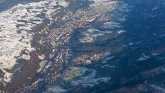 Wehr, Baden-Württemberg - Aerial view